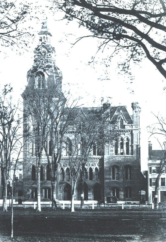 1862 New Haven City Hall